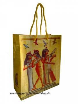 Geschenktüte 3 Musikantin. 33 cm. - Bild vergrößern