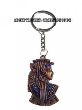 Ägyptischer Schlüsselanhänger Kleopatra. Nr-057 - Bild vergrößern