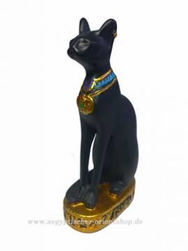 Ägyptische Figur Bastet Katze. - Bild vergrößern
