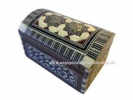 Orientalische Perlmutt-Box - Bild vergrößern
