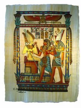 Papyrus Abgabe der Lizenzgebühren - Bild vergrößern