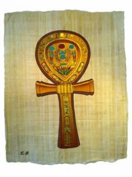 Nilsschlüssel oder Lebensschlüssel (Ankh) - Bild vergrößern