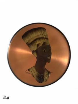Gyptische dekoration aegyptische dekoration pharaonische for Wanddeko kupfer