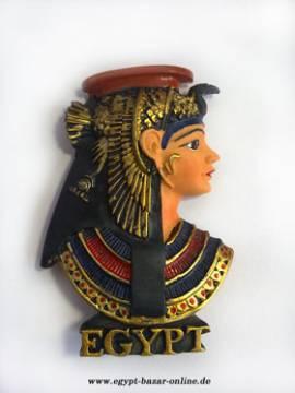 Deko-Magnete Königin Kleopatra - Bild vergrößern