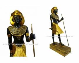 Ägyptische Figur Wächter - Bild vergrößern