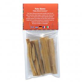 Palo Santo Heiliges Holz Räucherwerk - Bild vergrößern
