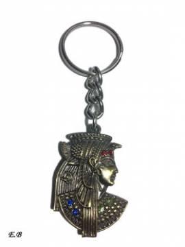 Ägyptischer Schlüsselanhänger Cleopatra - Bild vergrößern