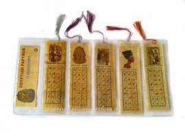 10er-Set Lesezeichen Papyrus. Nr-138 - Bild vergrößern