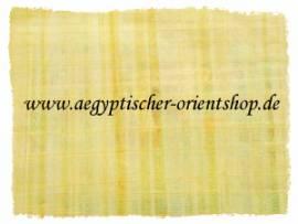 Papyrus unbemalt ca. 42 x 62 cm - Bild vergrößern