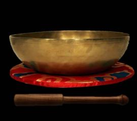 Klangschale Samadhi. NE0267/24 - Bild vergrößern