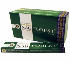 Räucherstäbchen - Golden Nag - Forest - Bild vergrößern