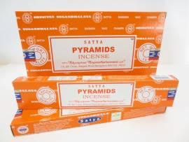 Räucherstäbchen Pyramiden