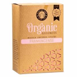 Frankincense (Weihrauch) Räucherstäbchen Organic