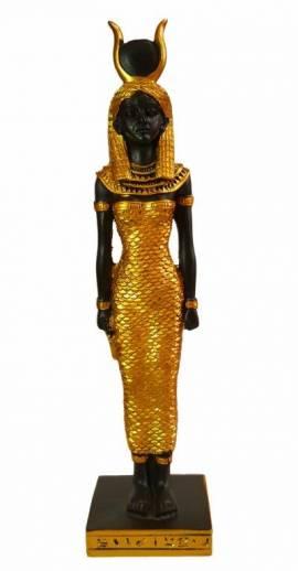 Ägyptische Figur Hathor die Himmelsgöttin