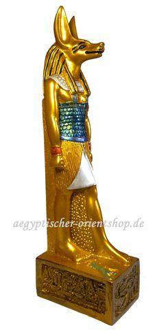 Ägyptische Figur Anubis