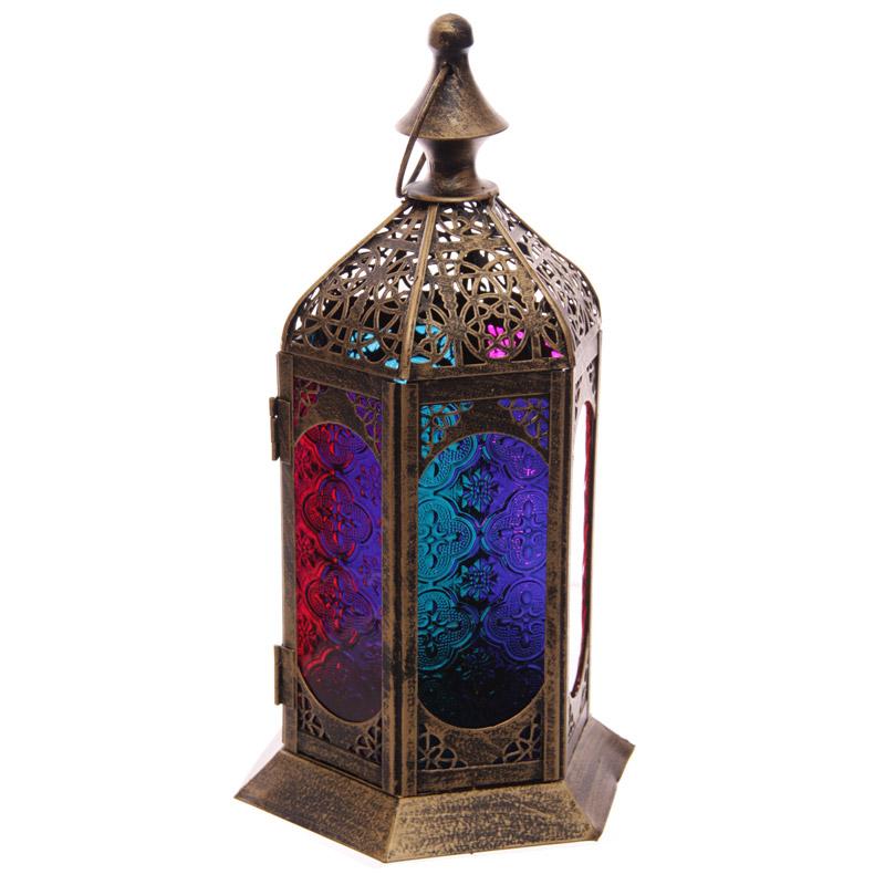 orientalische laterne farbenfrohe orientalische lampen u